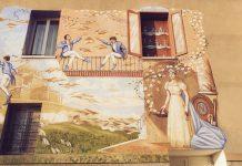 borghi con murales in romagna