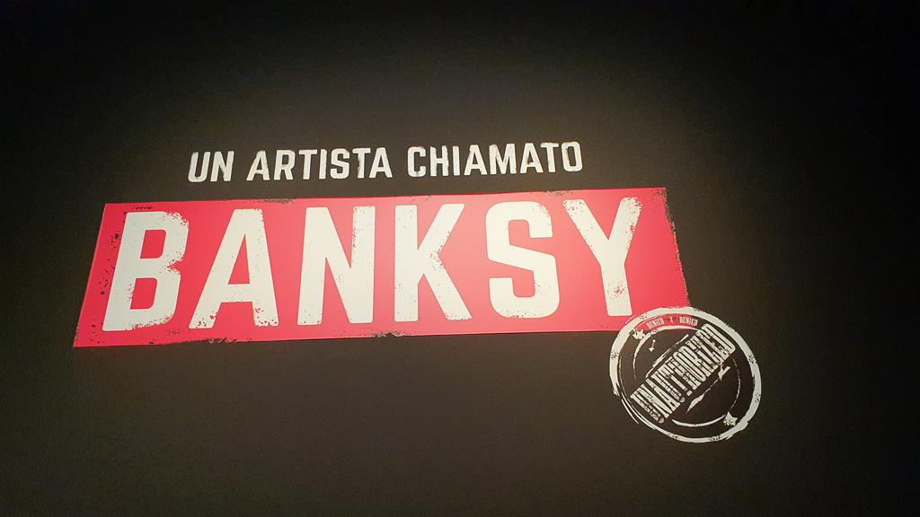 un artista chiamato bansky ferrara