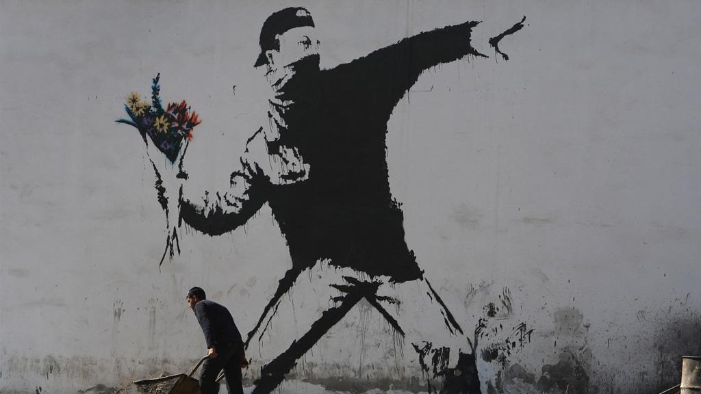 il lanciatore di fiori
